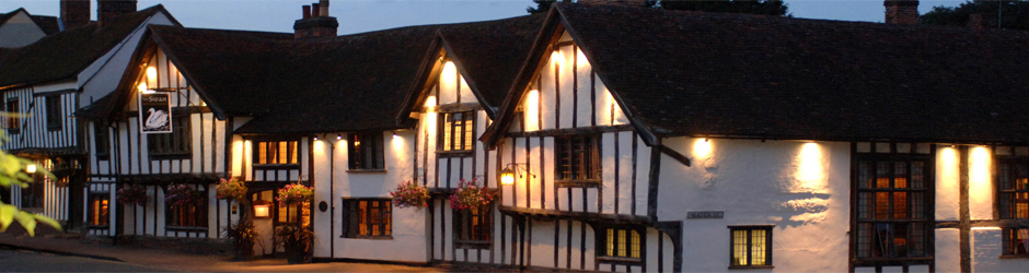 The Swan at Lavenham, Host of the Festival Dinner