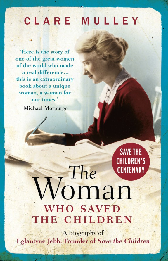 The woman who saved the children book cover