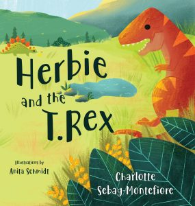 Herbie and T Rex Book Cover