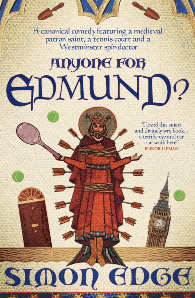 Anyone for Edmund Book Cover