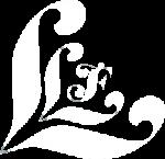 LLF White Logo