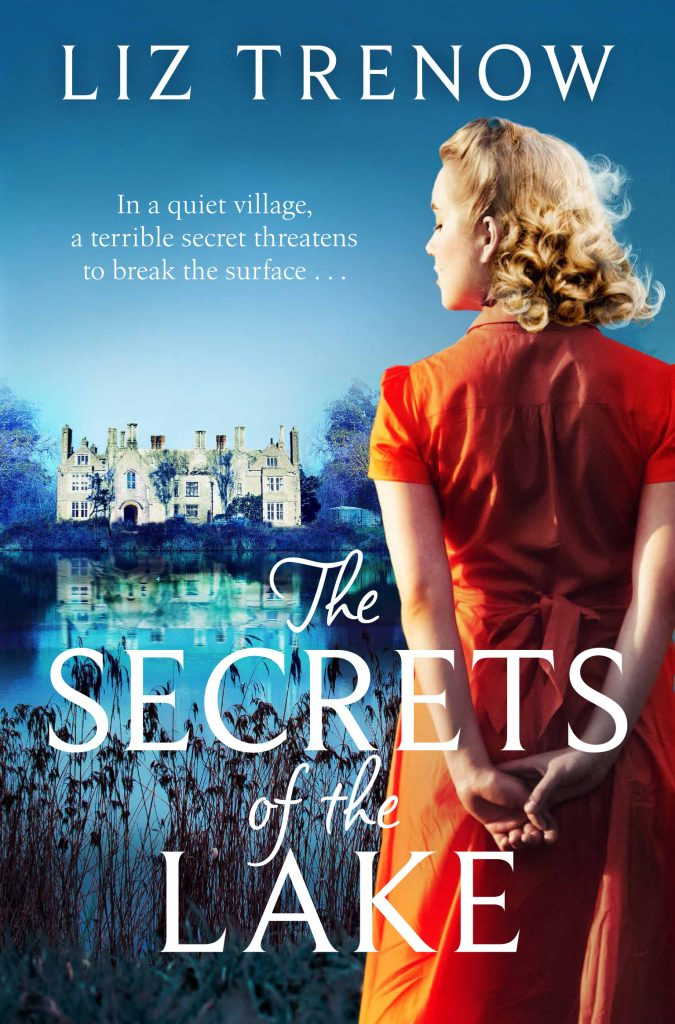 The Secrets of the Lake Cover