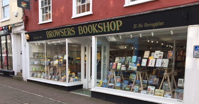 Browsers Bookshop