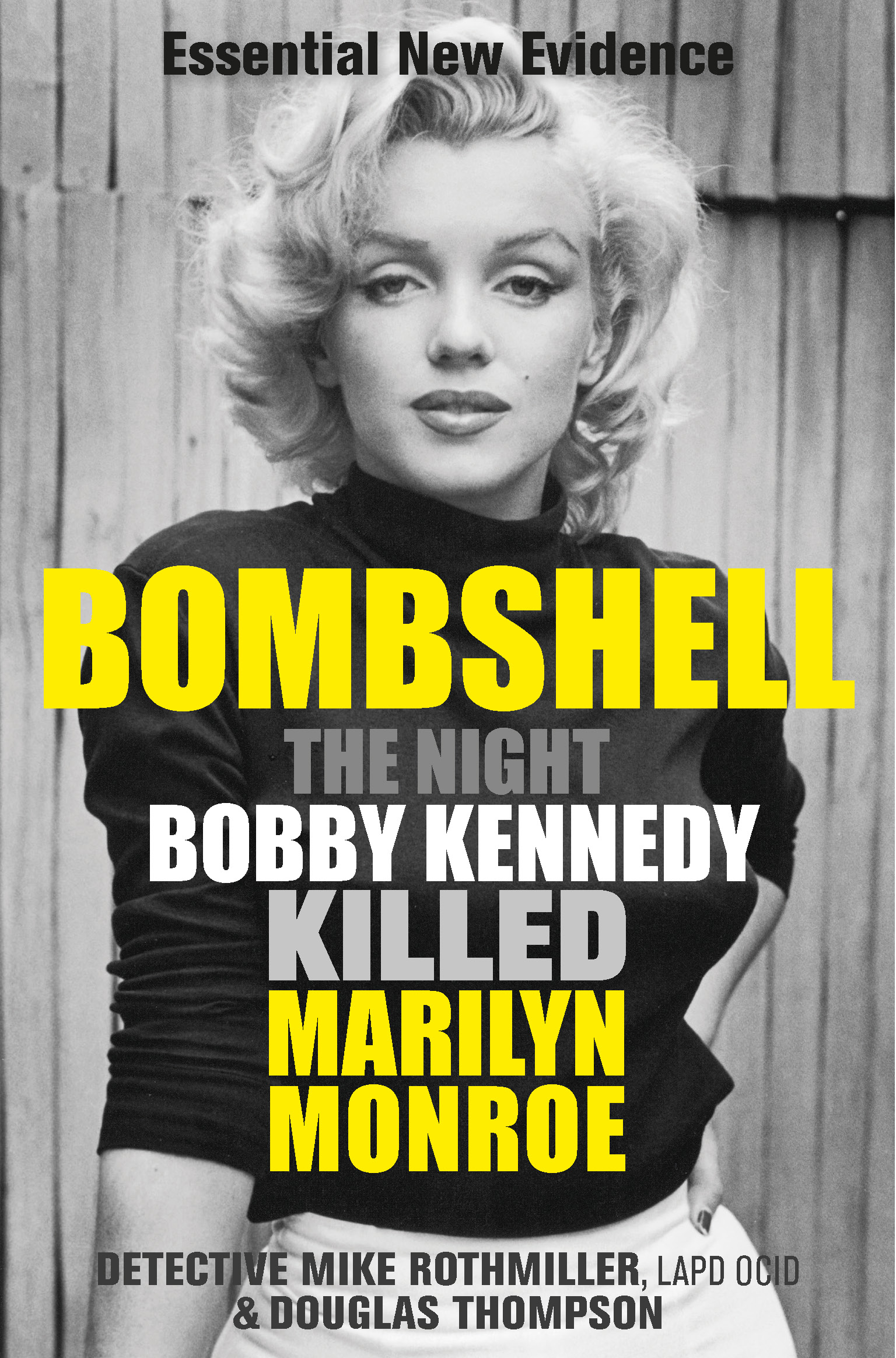 cover of Bombshell, by Douglas Thompson