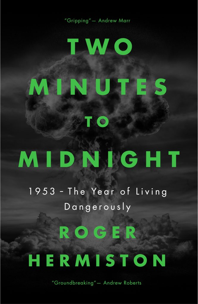 Cover of Two Minutes to Midnight by Roger Hermiston