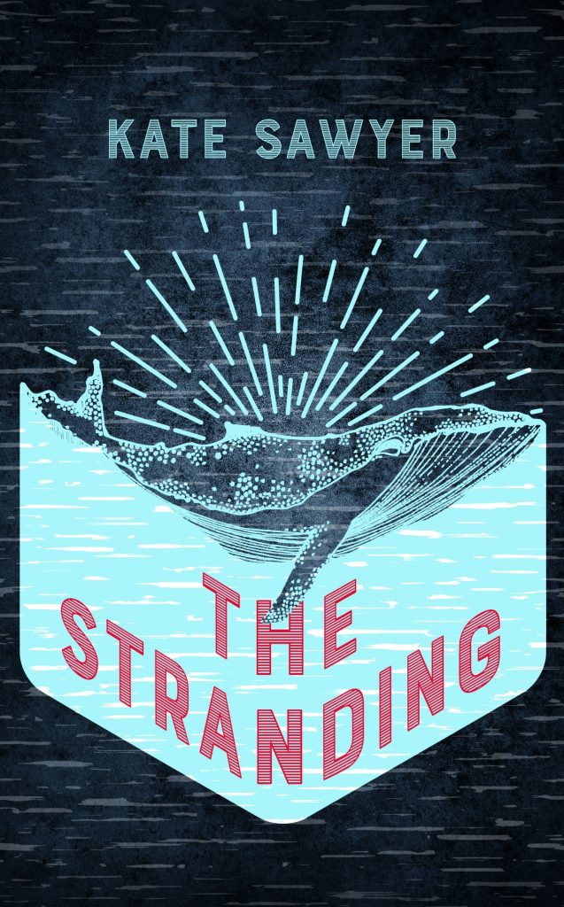 Cover of The Stranding by kate Sawyer
